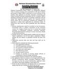 National Examinations Board Sanothimi, Bhaktapur Notice for Enlistment