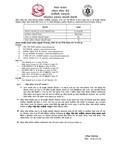 कक्षा ११ मौका परीक्षाको परिक्षाफल २०७५ माघ २२ गते