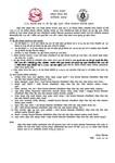 २०७६ सालको कक्षा १२ को ग्रेड वृद्धि (पूरक) परीक्षा सञ्चालन सम्बन्धी सूचना २०